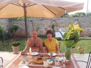 Dad & Aunt